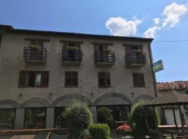 Hotel Panoramico, Corfino
