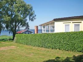 Ferienhaus mit Ruderboot Kummerow, Kummerow (Malchin yakınında)
