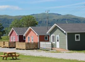 Burnt Hill Cottages