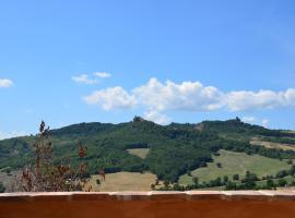Casa Bracci, Mercato Vecchio (Nær Villagrande)