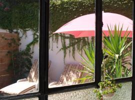 maison avec extérieur en petite camargue, Mudaison (рядом с городом Lansargues)
