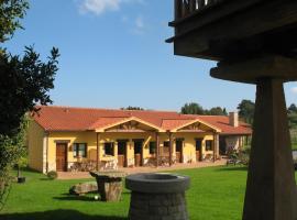 Hotel Rural La Corolla, Quintueles