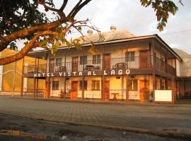 Hotel Vista Al Lago, Эль-Эстор (рядом с городом Чааль)