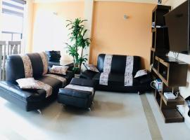 Cozy Room in Mexico City