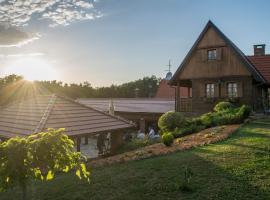 Guest House Repušnička Klet, Кутина (рядом с городом Potok)