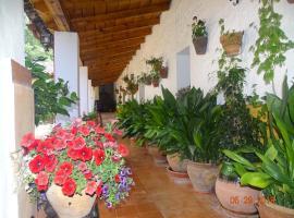 Hotel La Hortizuela, Coto Rios (Nava del Rico yakınında)