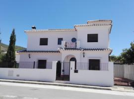 Cortijo hacienda el molino, Antequera (Cartaojal yakınında)