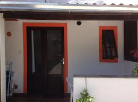 Residencial Gringos Verde e Laranja
