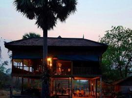 Koh Ker Jungle Lodge, Phumĭ Kaôh Kért