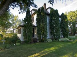 Fairmount Bed & Breakfast, Basswood (Minnedosa yakınında)