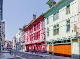 Brit Hotel Comtes De Champagne Centre Historique