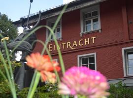 Haus zur Eintracht, Oberriet (Koblach yakınında)
