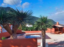 Ferienstudio auf Finca mit Pool - F4384 - [#93705], Лос-Реалехос (рядом с городом Realejo Alto)