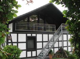 Ferienwohnung Zur Parmke, Schmallenberg (Kirchrarbach yakınında)
