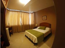 hotel ingles, Quevedo (Balzar yakınında)