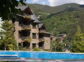 Abba Xalet Suites Hotel, Sispony (Anyós yakınında)