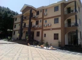 Cactus Hill Side Hotel, Gulu