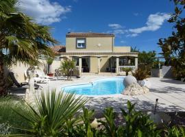 Villa Manet Portiragnes