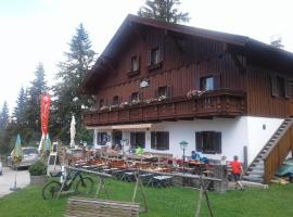 Hostel Halleiner Hütte