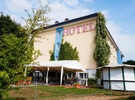 Hotel am Tierpark, Güstrow (Lüssow yakınında)