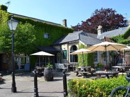 The White Hart Country Inn, Fulbourn (рядом с городом Balsham)