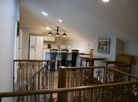 2 bedroom loft, kitchen, and bath just minutes away from Omaha and Lincoln