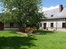 La Stadoc, Épreville-en-Lieuvin (рядом с городом Saint-Benoît-des-Ombres)