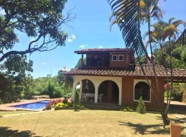 Casa Finca Las Palmas, Barbosa