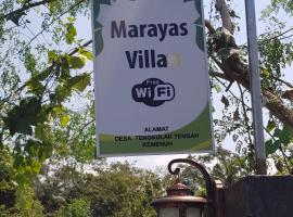 marayas villa