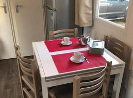 Mobilhome 4/6 personnes