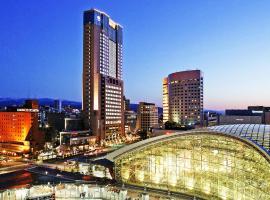Hotel Nikko Kanazawa, Канандзава