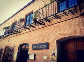 Posada Plaza Mayor de Alaejos, Alaejos (Fresno El Viejo yakınında)