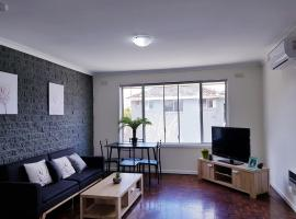 Clayton apartment, Clayton North (Dingley yakınında)