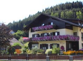 Pension Speckmoser, Bad Mitterndorf (Thörl yakınında)