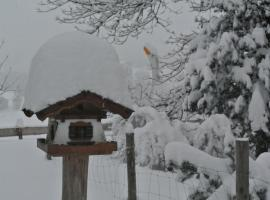 Jausenstation Vogelhütte
