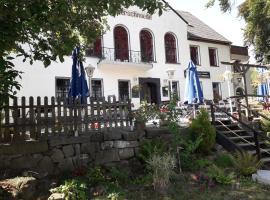Pension Oberschmiede, Sohland (Šluknov yakınında)