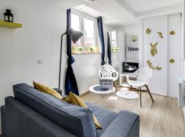 Appartement Gare, Лилль (рядом с городом Мон-ан-Барёль)