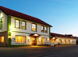 Hotel Restaurant Hubertus, Melle (Alt Schledehausen yakınında)
