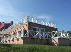 Duarto house, Sauna and Hot Tub, Šiaudinė