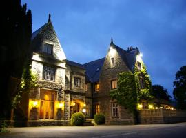 Maenan Abbey Hotel