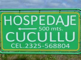 Hospedaje Cucullú, San Andrés de Giles (Azcuénaga yakınında)
