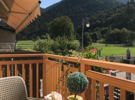 Suite Romantica Fuga, Roncone (Moretta yakınında)