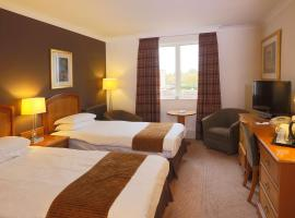 Best Western Plus Stoke-on-Trent Moat House, Stoke on Trent