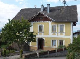 Hartl Ferienwohnung, Kirchberg ob der Donau (Untermühl yakınında)