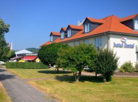 Hotel Ilmtal, Mellingen (Magdala yakınında)
