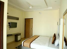 Deluxe Room Spacious and Stylish