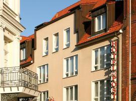Altstadt Hotel zur Post Stralsund