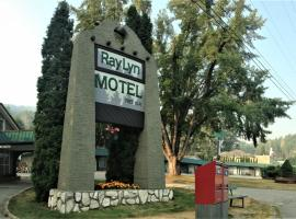 Ray Lyn Motel, Trail (Near Red Mountain)