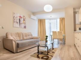 Pavel's Apartment