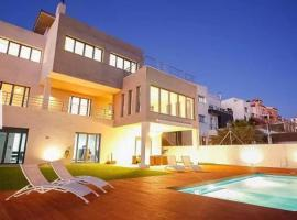 Exclusive holiday lodge in Granada